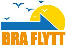 Logo Bra Flytt Sverige AB